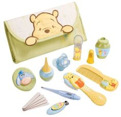Summer Infant Winnie The Pooh Infant Health Kit#DiaperscomNursery