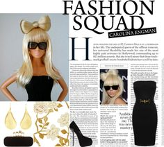 """""""Blonde"""" by manantial on Polyvore"""