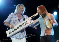 Geoff Downes & Jon Davison of Yes