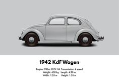 1942-KdF Sedan - Grey by artbyedo