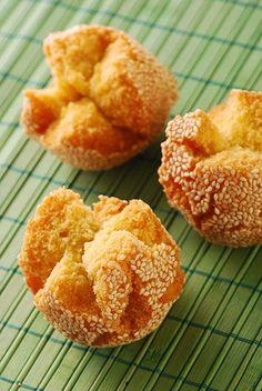 Let's Cook Binangkal Recipe - Marjorie Asuncion - Filipino desserts Filipino Bread Recipe, Filipino Dishes, Filipino Desserts, Asian Desserts, Filipino Recipes, Asian Recipes, Filipino Food, Ethnic Recipes, Fancy Desserts