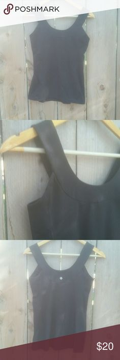 Scoop Back Tank Good condition. No pilling. Slight washing fade on the scoop line piping, super small. lululemon athletica Tops Tank Tops
