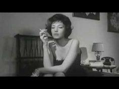 "Insensatez  - Antônio Carlos Jobim/Maria Toledo (1963)... loosely based on Frédéric Chopin's Prelude No.4. Video from ""La notte"" (Michelangelo Antonioni,1960)"