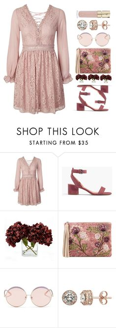 """Quinn"" by brie-the-pixie ❤ liked on Polyvore featuring Topshop, Madewell, Frontgate, Sam Edelman, N°21, Diamond Splendor and Smith & Cult"