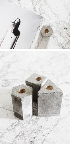 Ok Concrete Candle holder DIY