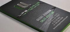 Business Card Design & Custom Business Cards