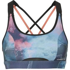 Sport Top Medium Impact - Taille : M Sports Bra Top, Fashion Prints, Fashion Design, Bra Straps, Body Shapes, Purple, Medium, Stylish, Plastic