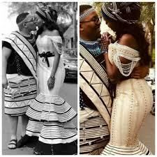 Over the years, we have seen people embrace different African prints including the Kitenge and Kente African Traditional Wedding Dress, Traditional African Clothing, Traditional Wedding Attire, African Wedding Dress, Traditional Outfits, Xhosa Attire, African Attire, African Beauty, African Fashion
