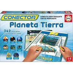Juguete EDUCA CONECTOR PLANETA TIERRA PRECIO 10,10€ en IguMagazine#juguetesbaratos