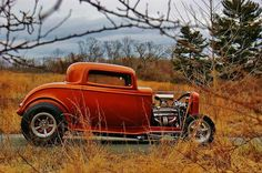 '32 Ford Coupe.