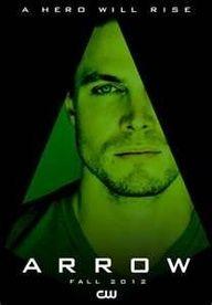 Arrow tv show 2012