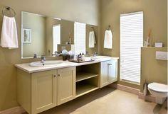 Open Floor Plan Bathroom