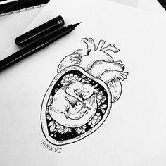 Work by @sollefe ・・・ Mamá e hija ❤✨ Buenos días ! Para diseños y tatuajes manden un inbox por facebook o a sollefetattoo@gmail.com . . . #art #sketch #linework #flashworkers #flashaddicted #nature #inkmx #design #drawing #ink #illustration #iblackwork #blackandwhite #blackwork #blackworkers_tattoo #blackworkerssubmission #amazingink #tattoo #tattooartist #tattedup #tattrx #lovely #graphic #dotwork