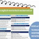lehrmittel-wagner:  Uebersetzungen aus Technik-Bereich: gehoert zu Woerterbuch Mechatronik
