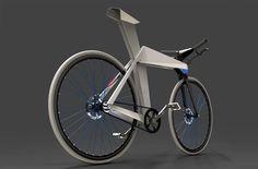 http://www.moritzmenacher.de/ #bike #citybike #bicycle #design #bikedesign #bicycledesign #conceptbike #bikeconcept