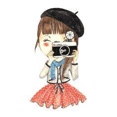 ZaSlike.com - Besplatni upload slika! ❤ liked on Polyvore featuring drawings and doll parts