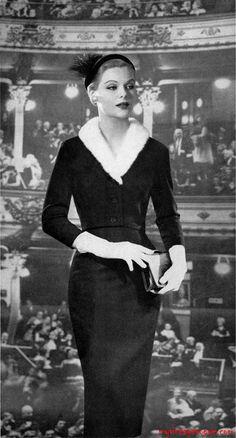 Fashionable Suit <3 1958