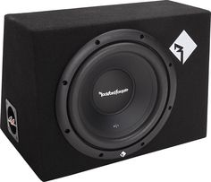 12 Tips for Getting the Best Sound Quality in Your Car Best Subwoofer, Kicker Subwoofer, 12 Inch Subwoofer, Subwoofer Box, Powered Subwoofer, Car Audio Systems, Car Sounds, Rockford Fosgate, Car Amplifier