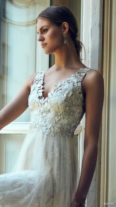 BHLDN 2016 Collection Featuring Exclusive Marchesa Wedding Dresses