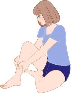 筋肉太りさん向けダイエット!ほっそりバンビ脚の作り方 – モテ子BEAUTY