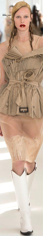 Maison Margiela Fall 2017 Couture