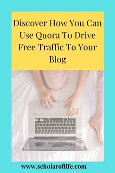 Find out how you can use Quora to drive high-quality traffic to your website for free. Get a headstart and learn from a Quora marketing pro. Make Money Online, How To Make Money, How To Get, Get More Followers, Twitter Followers, Engagement Signs, Best Tweets, Free Email, Digital Marketing Strategy