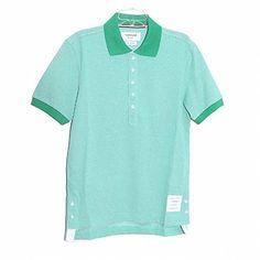 (トムブラウン) THOM BROWNE MJP014AK8254 ポロシャツ 半袖 Tシャツ エメラルド系 (並行輸入品) RICHJUNE (0) トムブラウンTHOM BROWNE http://www.amazon.co.jp/dp/B01413NE0O/ref=cm_sw_r_pi_dp_8c1owb0ZKVWC4