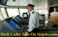 Find The Best Deck Cadet Jobs On Sirjobs.com