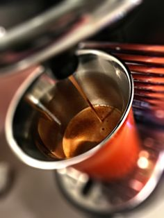 Guten Morgen…mit dem #Kazaar #Kaffee von @Nespresso beginnt der Tag mit Schwung #whatelse #ShotoniPhone #iPhoneSE #camera+ #tadaa