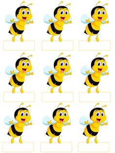 Bee Activities, Bee Pictures, School Labels, Spelling Bee, Bee Party, Cute Bee, Bee Crafts, Bee Theme, Classroom Themes