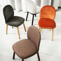 Buy Ace Dining Chair from Normann Copenhagen. Lounge Furniture, New Furniture, Furniture Design, Norman Copenhagen, 2 Instagram, Best Interior, Interior Design, Furniture Collection, Dining Chairs