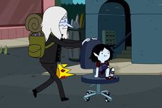 Cartoon Network: Adventure Time – Simon and Marcy