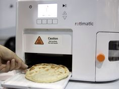 This would be great - Roti maker !!!