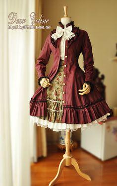 dear celine - lolita - overcoat