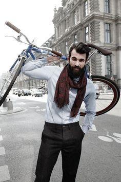 hipster vélo