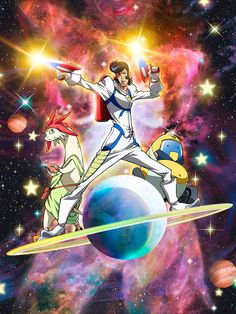 Space Dandy to be broadcast simultaneously in Japan and North America!