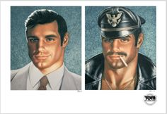 Tom of Finland - Day & Night, Print
