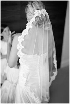 vintage veil...so gorgeous!