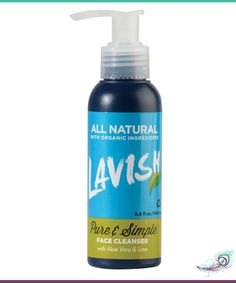 Lavish Pure & Simple Face Cleanser – R110 www.absolute-simplicity.co.za Pure Simple, Simple Face, Beauty Without Cruelty, Face Cleanser, Aloe Vera, Organic, Skin Care, Pure Products, Facial Cleanser