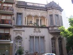 Style éclectique historiciste néoclassique tudor-mudéjar néo-coloniale renaissance mauresque ? Rosario