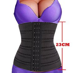 LTD Women Body Shaper Weight Loss waist Training Cincher Shaper Black -  www.gsnaab.com . b248a8c22