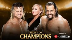 WWE Night of Champions 2015: Matches and Information