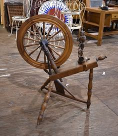 How To Identify An Antique Spinning Wheel Homesteading