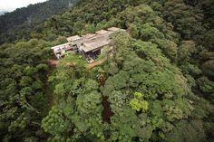 21 Jaw Dropping Places You Must Stay in this Lifetime | Mashpi Lodge, Ecuador