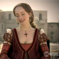 Lotte Verbeek as Giulia Farnesse