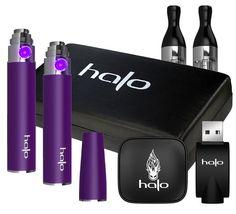 Stop smoking  Halo on blackcrowkt.com