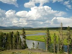Yellowstone National Park - North Entrance in Gardiner, MT
