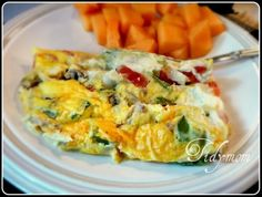 Make a quick easy omelet using a ziploc bag