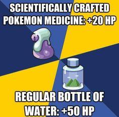 Pokemon Fun Logic