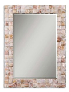 Uttermost Vivian Mother Of Pearl Mirror 12763